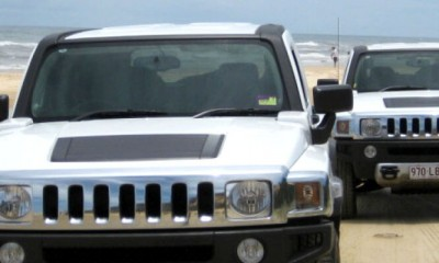 Fraser Island Hummer Tour from Hervey Bay